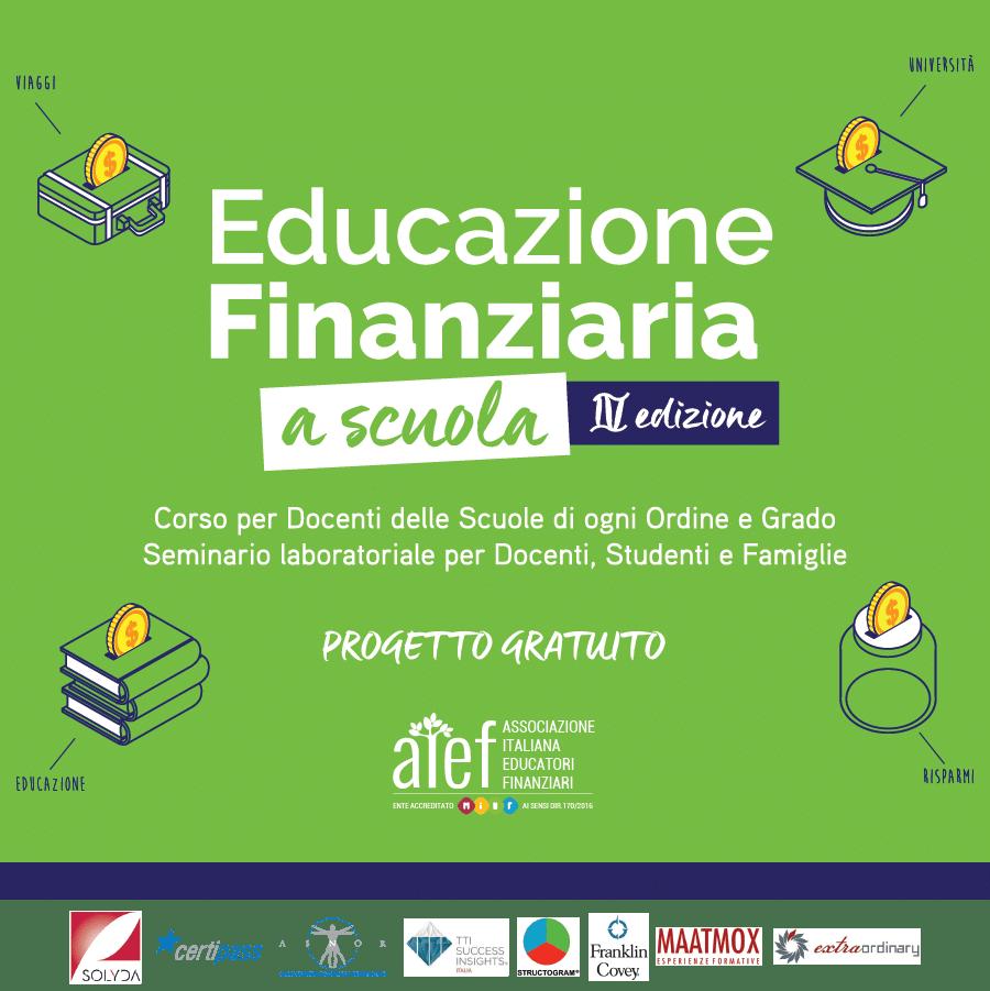 Educazione finanziara a scuola - 4^ edizione
