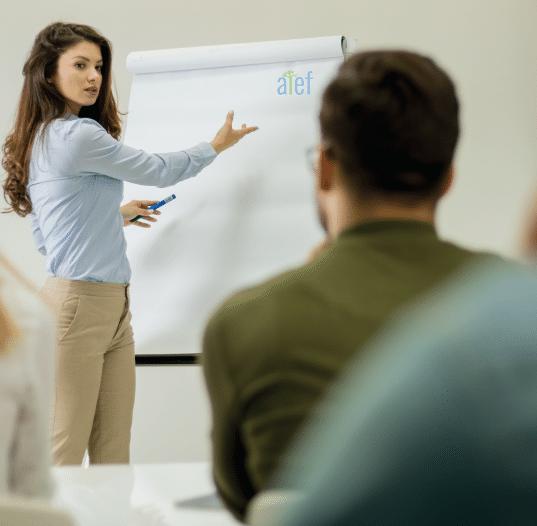 Educatore finanziario professionista certificato AIEF